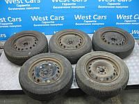 Диск с шиной 175/70R14 Fiat Doblo 2000-2009 Б/У