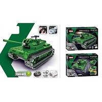 Конструктор Танк 8011 4-канальный 453 детали