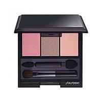 Shiseido Luminizing Satin Eye Color Trio - Тени Шисейдо Трио с эффектом сияния Вес: 3гр, Цвет: Тени Шисейдо PK 403 Boudoir
