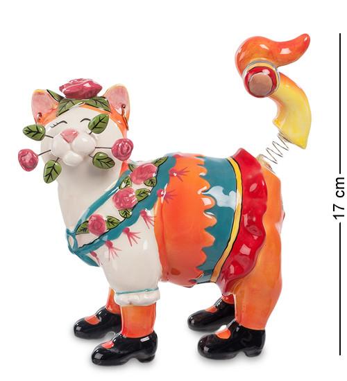 """Фигурка """"Кошка Матрена"""" 14x7x17 см., Pavone, Италия"""