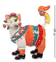 """Фигурка """"Кошка Матрена"""" 14x7x17 см., Pavone, Италия, фото 1"""