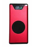 Портативный аккумулятор Power bank беспроводной 20000mAh дисплей