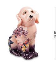 """Статуэтка-копилка """"Собака"""" 15x9x15 см., фарфор Pavone, Италия"""