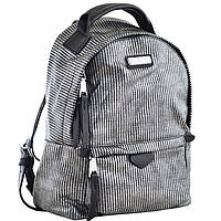 Рюкзак (ранец) школьный 1 Вересня YES 555886 YW-27, 22*32*12, чёрный