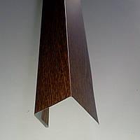 """Доборные элементы, комплектующие для металлосайдинга - """"j-профиль"""""""