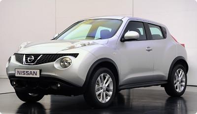 Nissan Juke 2010+ гг.
