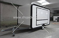 """Торговый прицеп """"FoodTruck""""- кухня на колесах (ТАТ-5)., фото 1"""