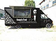 Переоборудование авто под кухню на колесах (FoodTruck)., фото 1