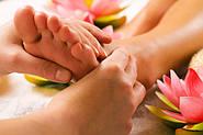 Оздоровительный массаж стоп - сеанс рефлексотерапии
