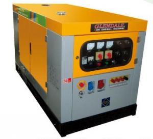 Трехфазный дизельный генератор Glendale DP-20ST (19 кВт)