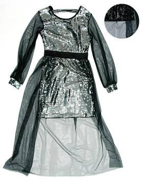 Платье вечернее (8-16 лет)