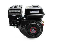 Двигатель внутреннего сгорания 6,5 ЛС Loncin 196cc ЕВРО 5 GEKO G80253