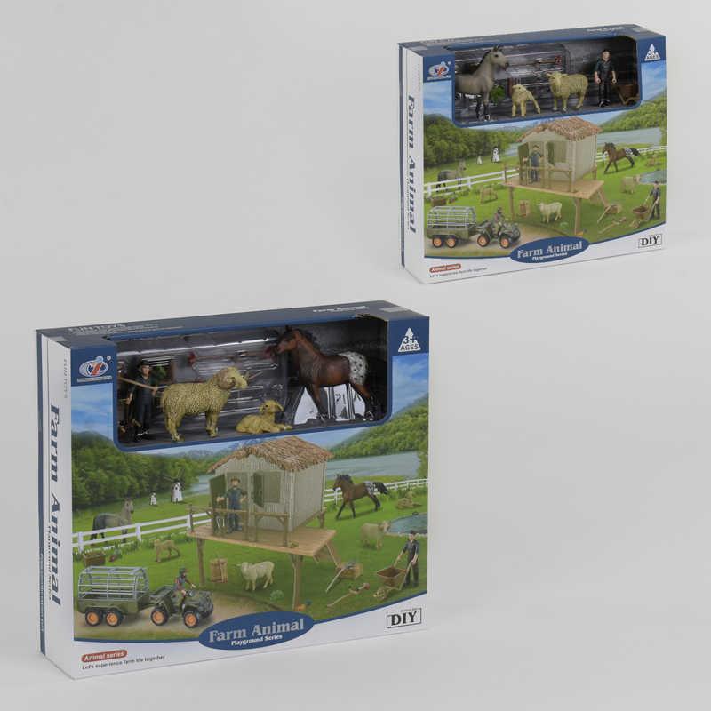 Игровой набор Ферма (Q 9899 ZJ76)