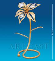 """Фигурка """"Цветы Лилии"""" 16 см., Crystal Temptations, США"""
