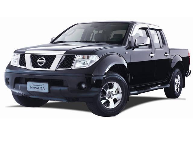 Nissan Navara 2006-2015 гг.