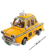 """Статуэтка машина """"Taxi"""" 36 см., полистоун Warren Stratford, Канада"""