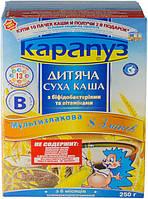 Каша безмолочная Карапуз 8 злаков 4820012000982 250 г