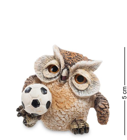 """Фигурка """"Сова"""" 6x5,5x5 см., полистоун Sealmark, США"""