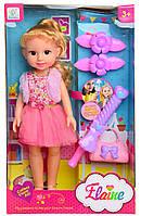 Дитяча лялька (89006) з аксесуарами