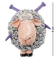 "Фигурка Овца ""От судьбы не уйдешь"" 9x8x9 см., полистоун Warren Stratford Канада"