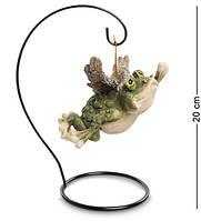"""Фигурка """"Лягушка-ангел"""" 14x11x20 см., полистоун Sealmark, США"""