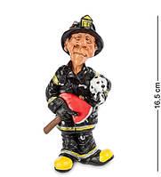 "Фигурка ""Пожарный"" 9x6x16,5 см., полистоун Warren Stratford Канада"