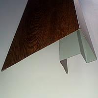 """Доборные элементы, комплектующие для металлосайдинга - """"Приоконный профиль"""""""