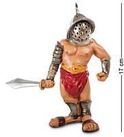 """Статуэтка """"Гладиатор"""" 15x6x17 см., полистоун Warren Stratford Канада"""
