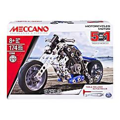 Детский конструктор металлический Meccano Мотоцикл (6036044)