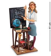 "Статуэтка ""Учитель"" 20,5x17,5x41 см., полистоун Forchino, Франция"