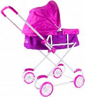 Іграшкова коляска Disney Sofia The First (D1005S) з сумкою перенесенням