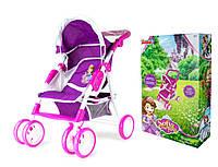 Іграшкова коляска Disney Sofia The First (D1011S) з регульованою спинкою
