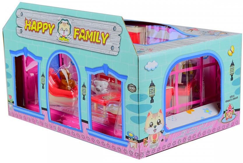 Ігровий набір меблів для ляльок (HY-041AE)