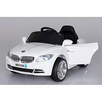 Електромобіль дитячий Huada Toys BMW S2188 білий CH1074