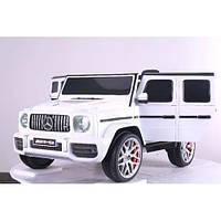 Електромобіль дитячий Huada Toys Mercedes Benz S306 білий CH1087