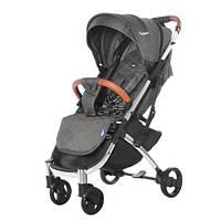 Коляска для прогулянок Baby Tilly Comfort T-162 dark gray CH2371