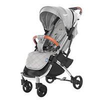 Коляска для прогулянок Baby Tilly Comfort T-162 light gray CH2372
