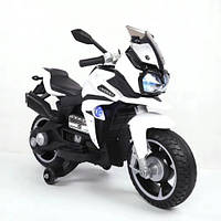 Мотоцикл дитячий Baby Tilly T-7227 3 USB white CH1393
