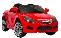 Електромобіль дитячий Baby Tilly T-7648 EVA 2 мотори червоний CH1102