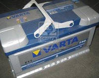 Аккумулятор   80Ah-12v VARTA BD(F17) (315х175х175),R,EN740, арт.580 406 074
