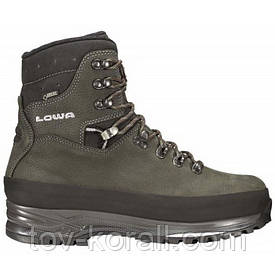 Ботинки LOWA Tibet Superwarm GTX® Vibram Arctic Grip зимние Slate
