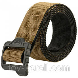M-Tac ремень Double Sided Lite Tactical Belt койот/черный