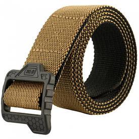 M-Tac ремень Double Sided Lite Tactical Belt Hex койот/черный