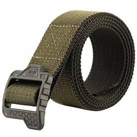 M-Tac ремень Double Sided Lite Tactical Belt Hex олива/черный