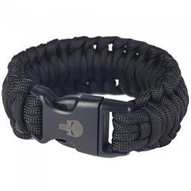 M-Tac браслет паракорд Каратель 2 черный