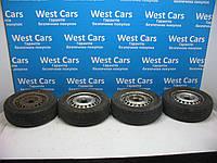 Комплект дисков R15 с шинами Volkswagen Caddy 2004-2010 Б/У