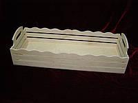Короб (50 х 20 х 12,5 см), декор