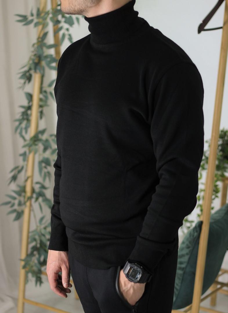 Мужской  свитер -гольф турецкий Ф