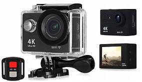 Спортивна камера 4K ULTRA HD WiFi PRO + пульт