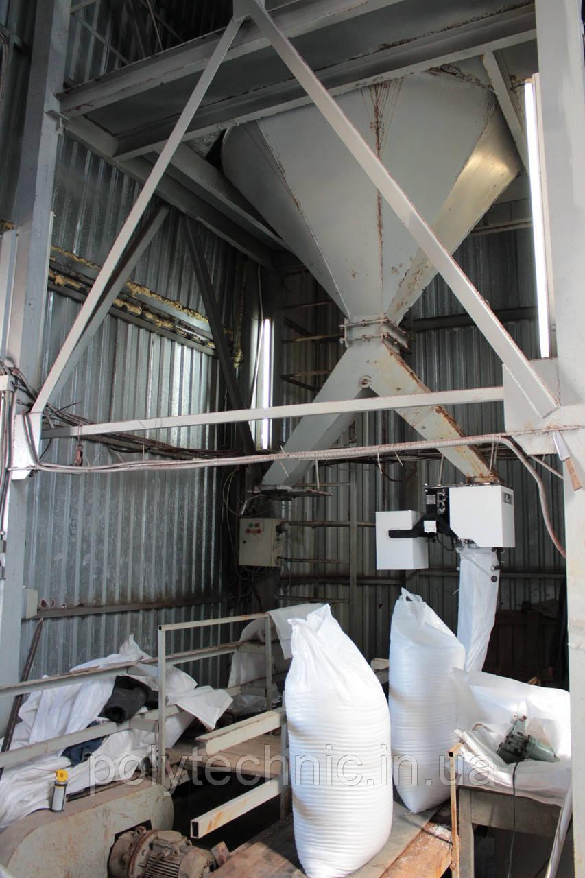 Фасовочный станок для сыпучих